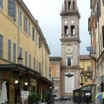 Pictures of Italy - A Clock tower