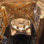 Northern Italy photo - inside church