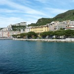 Photo of northern Italy by the water