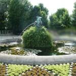 vienna picture of a garden