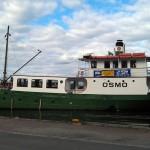 Boat Kuopio Finland