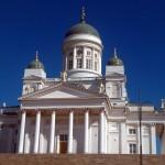 Building in Helsinki Finland