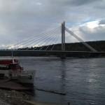 Candle Bridge Rovaniemi Finland