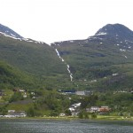 Another view of Geiranger Fjord in Norway