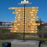 Narvik 2407 km from the North Pole