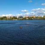 Oulu Finland by the Water