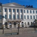 Presidential Palace Helsinki Finland