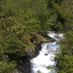 Many waterfalls in Geiranger