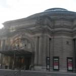 The Usher Hall in Edinburgh