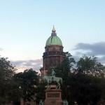 Statue in Edinburgh