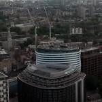 Buildings Seen From London Eye
