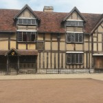 House where William Shakespeare was born