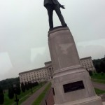 Lord Edward Carson Statue
