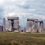 Photo of Stonehenge in England