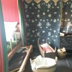 Room where William Shakespeare was born