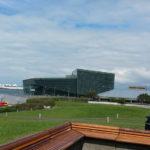 Reykijavik Opera House Harpa